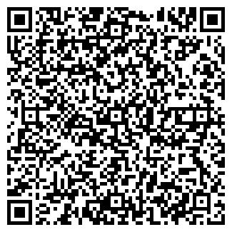 QR-код с контактной информацией организации ДВИНА-АВТО