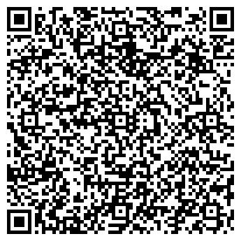 QR-код с контактной информацией организации СЕВЕРНАЯ КОРОЛЕВА