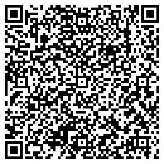 QR-код с контактной информацией организации ГАММА САЛОН