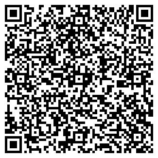 QR-код с контактной информацией организации БАУ ЦЕНТР