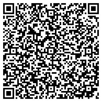 QR-код с контактной информацией организации КАНЦТОВАРЫ