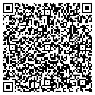QR-код с контактной информацией организации КОТ И ПЕС