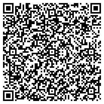 QR-код с контактной информацией организации МЯСО-РЫБА МАГАЗИН