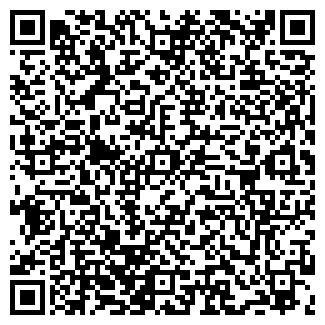 QR-код с контактной информацией организации ПРОДУКТЫ-1