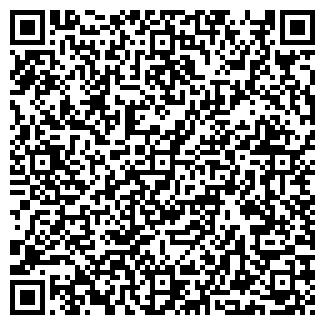 QR-код с контактной информацией организации ЧЕБУРАШКА