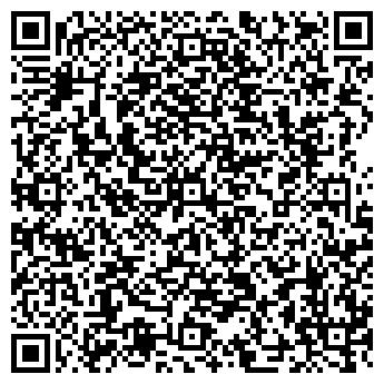 QR-код с контактной информацией организации ООО «Мясные продукты»