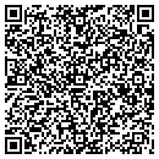 QR-код с контактной информацией организации ДОМИНО