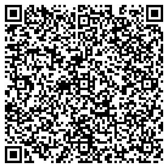 QR-код с контактной информацией организации АВТОВАЗ