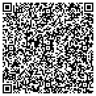 QR-код с контактной информацией организации ЦЕНТР СОПРОВОЖДЕНИЯ БИЗНЕСА