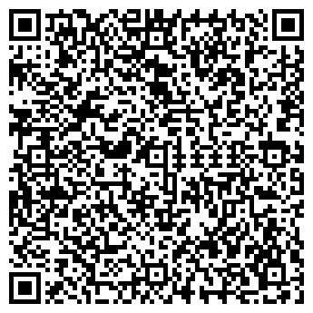 QR-код с контактной информацией организации УСПЕХ ПЛЮС