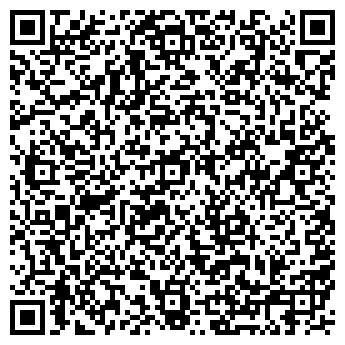 QR-код с контактной информацией организации СЕВЕРНЫЕ ОГНИ