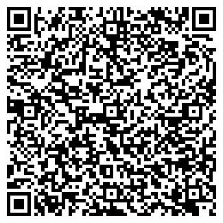 QR-код с контактной информацией организации АВФ ПЛЮС