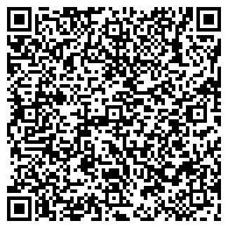 QR-код с контактной информацией организации САИН ИНВЕСТ