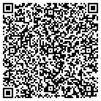QR-код с контактной информацией организации ЦЕНТР ПРОЦЕССИНГ