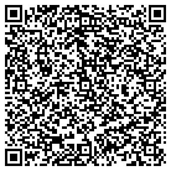 QR-код с контактной информацией организации ПАРДУС-ОМЕГА