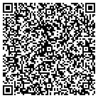 QR-код с контактной информацией организации ОХРАНА МВД РОССИИ