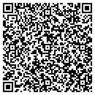 QR-код с контактной информацией организации БИРЖА ТРУДА