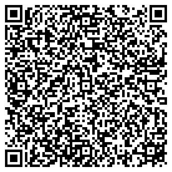 QR-код с контактной информацией организации БЕЛЫЕ НОЧИ