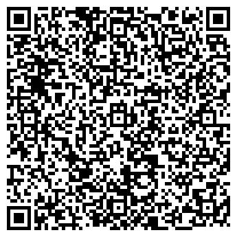 QR-код с контактной информацией организации АЭРОПОРТ АРХАНГЕЛЬСК, ОАО
