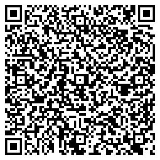 QR-код с контактной информацией организации ПАЛЕСТРА