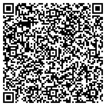 QR-код с контактной информацией организации КАЛЕЙДОСКОП ДВЕРЕЙ
