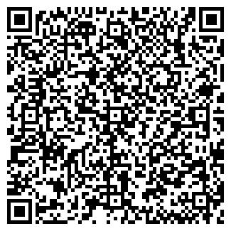 QR-код с контактной информацией организации ФРОНДА, ООО