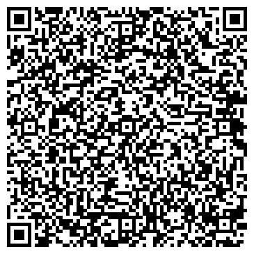 QR-код с контактной информацией организации БАВАРСКИЕ ОКНА
