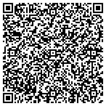 QR-код с контактной информацией организации ОАО «АЛВИЗ»