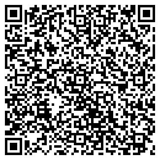 QR-код с контактной информацией организации РОМАШКА ТС