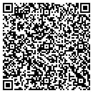 QR-код с контактной информацией организации АЙСБЕРГ