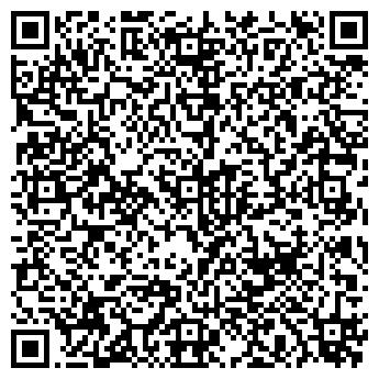 QR-код с контактной информацией организации КМ ПРОФИЛЬ