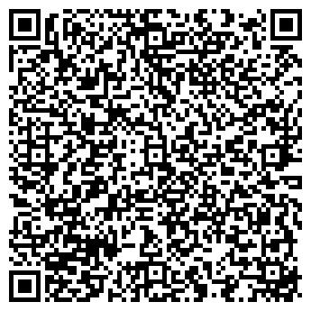 QR-код с контактной информацией организации БЕЛЫЙ МЕДВЕДЬ