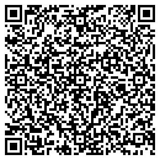 QR-код с контактной информацией организации ГАРАЖ