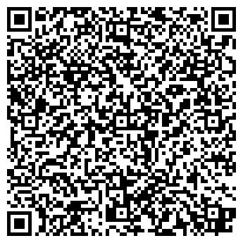 QR-код с контактной информацией организации АНГЛИЙСКАЯ ШКОЛА
