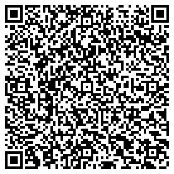 QR-код с контактной информацией организации № 1 ДЕТСКАЯ ФИЛИАЛ