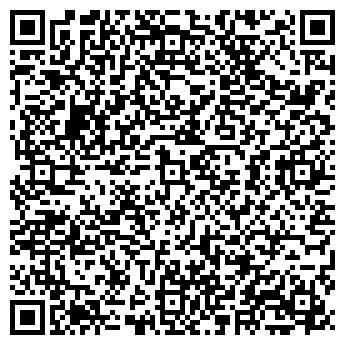 QR-код с контактной информацией организации УПРАВЛЕНИЯ, БИЗНЕСА И ПРАВА КОЛЛЕДЖ