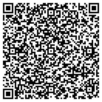 QR-код с контактной информацией организации БАБАЕВОМЕБЕЛЬ, ЗАО