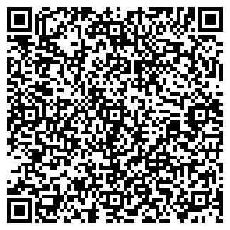 QR-код с контактной информацией организации ВЛАСА