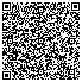QR-код с контактной информацией организации ООО Федерация