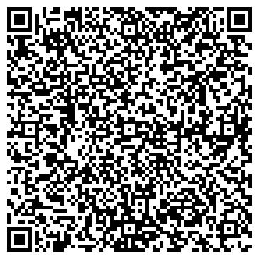 QR-код с контактной информацией организации АЙНИ МЕЖДУНАРОДНАЯ СТРАХОВАЯ КОМПАНИЯ