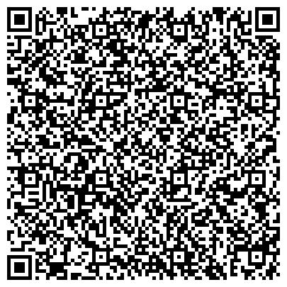 QR-код с контактной информацией организации ДЕПАРТАМЕНТ ФЕДЕРАЛЬНОЙ ГОСУДАРСТВЕННОЙ СЛУЖБЫ ЗАНЯТОСТИ НАСЕЛЕНИЯ