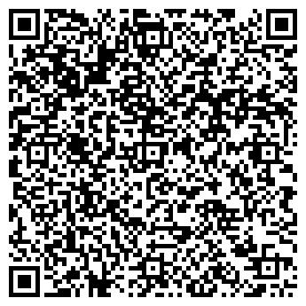 QR-код с контактной информацией организации ЕВРОДЕКОР