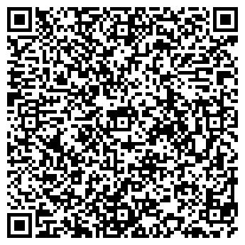 QR-код с контактной информацией организации ТУРИЗМ АВТОБАЗА