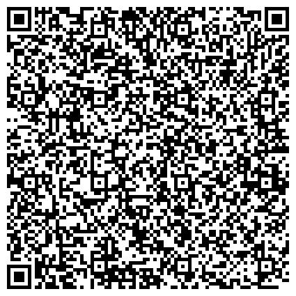 QR-код с контактной информацией организации Отдел военного комиссариата Свердловской области по Верх-Исетскому и Железнодорожному районам