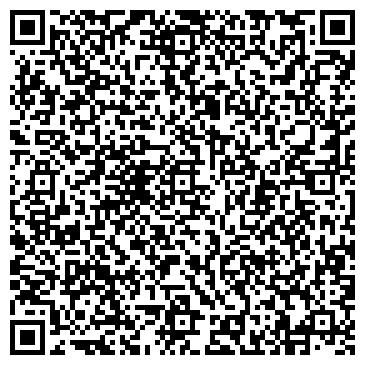 QR-код с контактной информацией организации ИСКРА КЛУБ МУ АЛЫЕ ПАРУСА