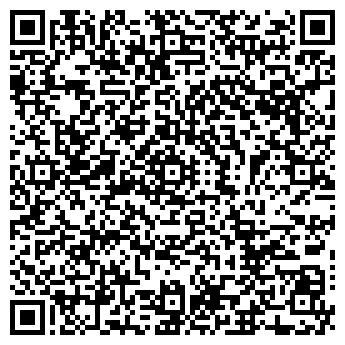 QR-код с контактной информацией организации НОВ-МЕТАЛЛИК