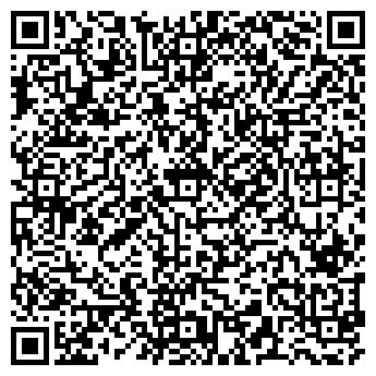 QR-код с контактной информацией организации ОРХИДЕЯ АНО ОКЦ
