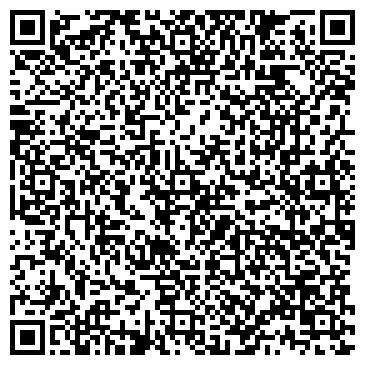QR-код с контактной информацией организации АЛЫЕ ПАРУСА МУ ПО РАБОТЕ С ДЕТЬМИ