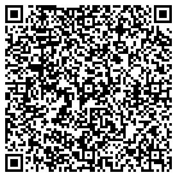 QR-код с контактной информацией организации ФАКЕЛ КЛУБ
