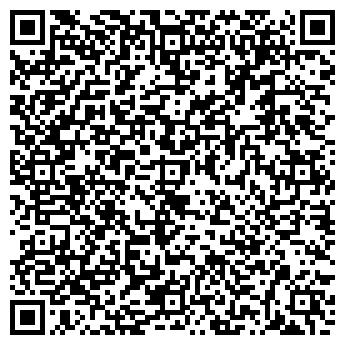QR-код с контактной информацией организации ЯЗЫКОВАЯ ШКОЛА НОУ